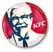 kfc badge Alahai KFC