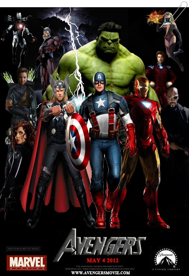 the avengers Movie Review: The Avengers