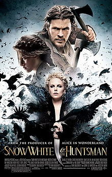 Snow White and the Huntsman Poster Movie Review: Snow White and the Huntsman