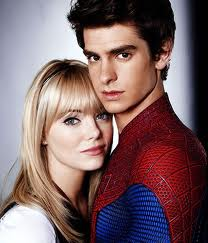 peter n gwen Movie Review: Jom Tonton The Amazing Spider Man