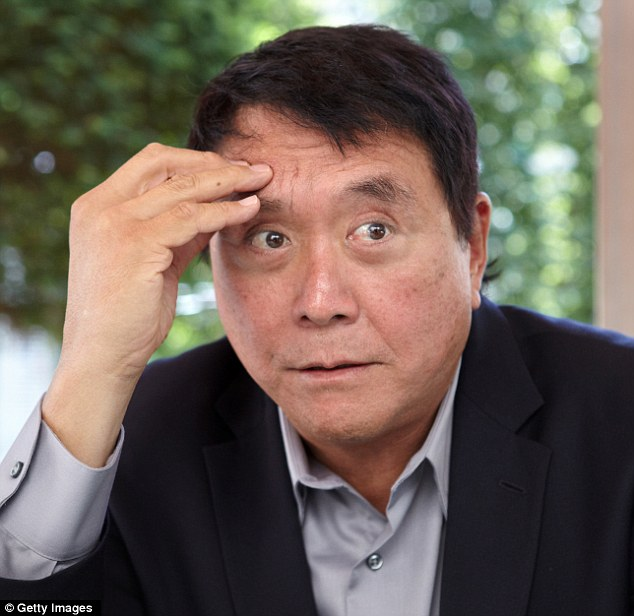 robert Robert Kiyosaki Rich Dad Poor Dad Kini Bankrupt Dad