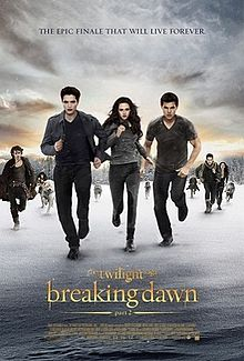 breaking dawn part 2 poster Movie Review: Twilight Saga: Breaking Dawn Part 2