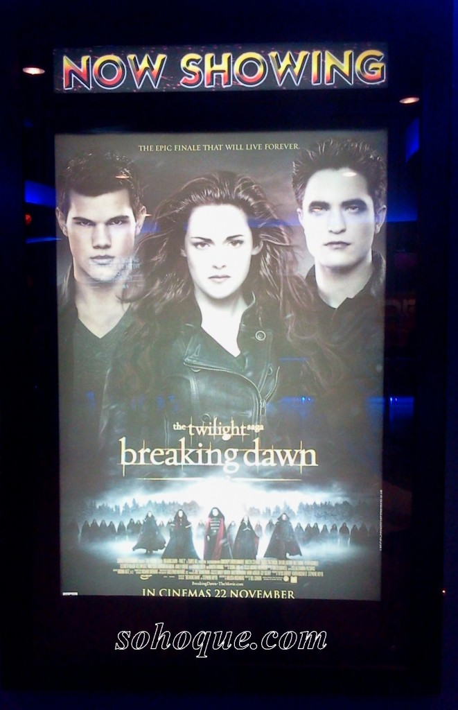 pawagam poster 661x1024 Movie Review: Twilight Saga: Breaking Dawn Part 2
