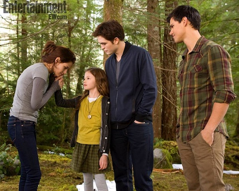 renesmee Movie Review: Twilight Saga: Breaking Dawn Part 2