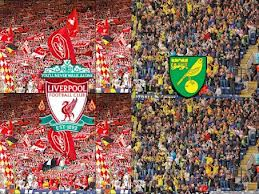 Liverpool fc vs Norwich Liverpool vs Norwich   Liverpool Menang Besar
