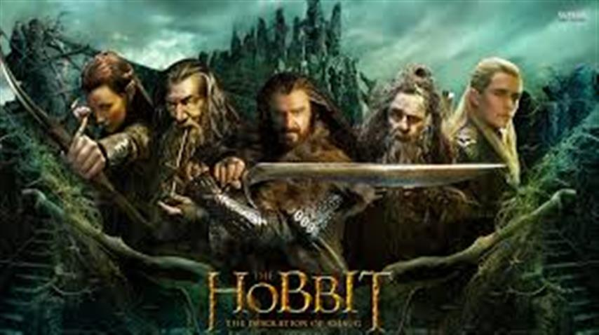 the hobbit the desolation of the smaug Tauriel   Watak Ciptaan Pengarah Dalam Filem Hobbit 2