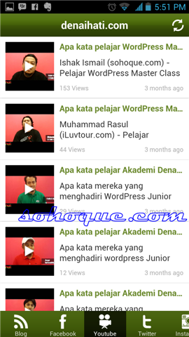 youtube denaihati Review aplikasi android Denaihati terbaru