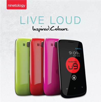 warna ninetology U9J1