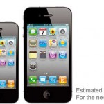 estimated size iphone 5