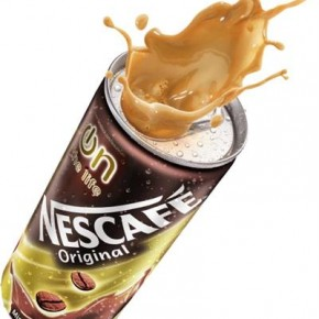 can of nescafe