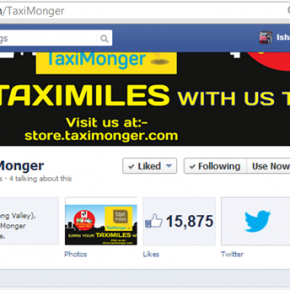 fb page taxi monger
