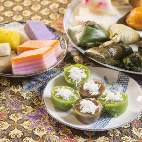 Nyonya kuih is a must try as you discover Penang's Peranakan heritage